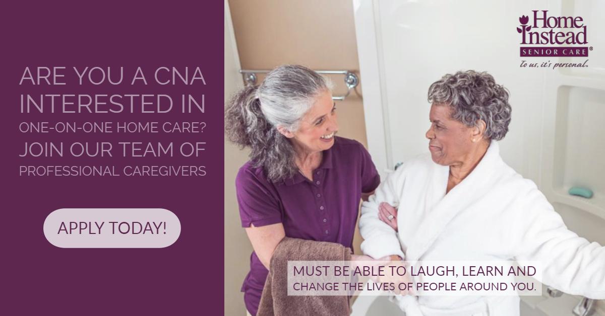 CNA Jobs in Waxahachie - Caregivers Jobs in Waxahachie, TX